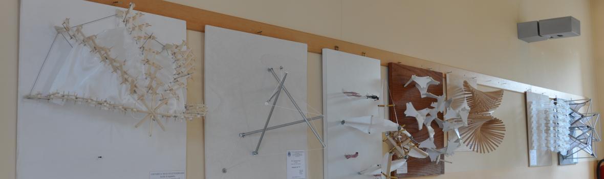 Foto di lavori di studenti