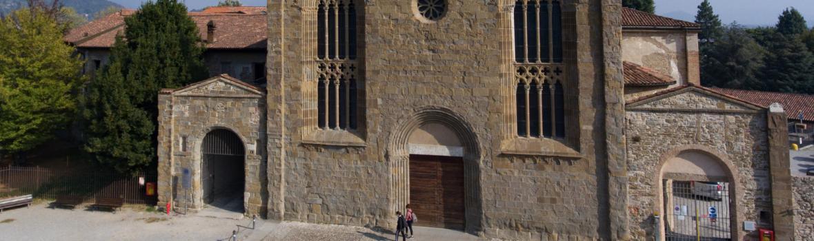 Sant'agostino, facciata
